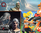 Spielecharts: Ring Fit Adventure, The Witcher 3 Wild Hunt und God of War neu in den Charts.