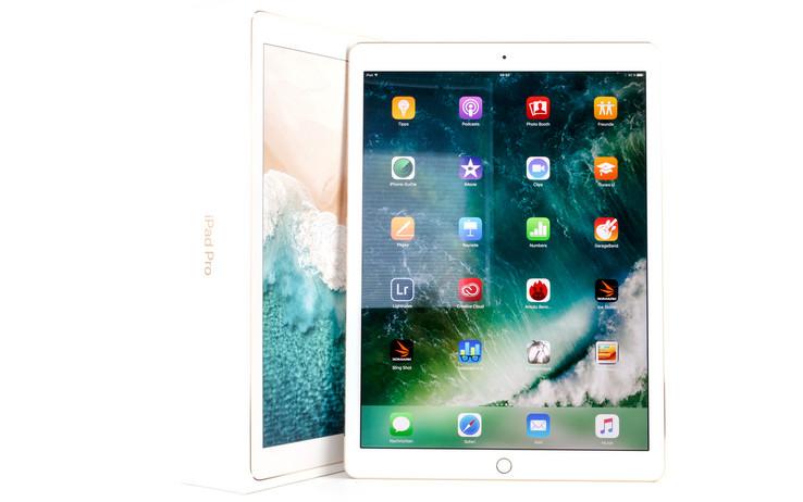 test apple ipad pro 12 9 2017 tablet. Black Bedroom Furniture Sets. Home Design Ideas