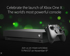 Xbox One X: Livestreams zum Launch
