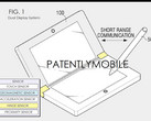 Samsung Foldable Displays: Faltbare Touchscreens für das Galaxy Note?