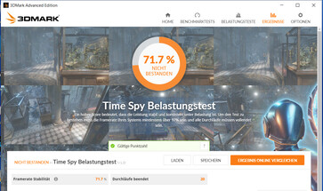 Belastungstest (Time Spy)