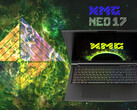 Schenker: XMG Neo 17 mit GeForce RTX 2080 Max-Q und brandneues Slim-Gaming-Notebook aus Intel-Kooperation.