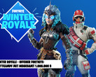 eSports in Fortnite: Winter Royale Turnier lockt mit 1 Million Preisgeld.
