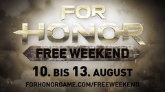 Games: For Honor Gratis-Wochenende auf allen Plattformen
