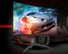 Curved-Gaming-Monitor AOC Agon AG322QC4 mit 31,5 Zoll.