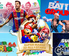Spielecharts: eFootball PES 2021, WWE 2K Battlegrounds und Super Mario 3D Allstars top