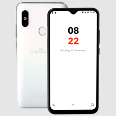Volla Phone Dieses Smartphone Aus Deutschland Basiert Auf Linux Notebookcheck Com News