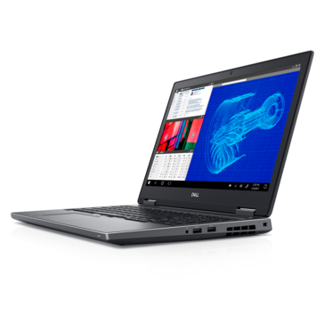 Dell Precision 7530 (Bildquelle: Dell)