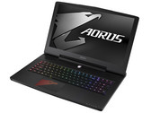 Test Aorus X7 v7 (7820HK, GTX 1070, QHD) Laptop