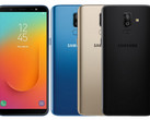 Galaxy On8 2018 als Online-only-Version des Galaxy J8 in Indien.