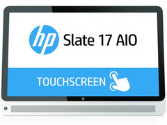 HP Slate 17: All-in-One-PC und Riesen-Tablet