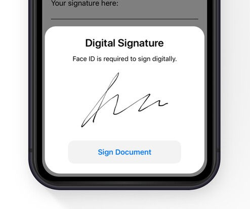 Digitale Signaturen – direkt in Mail.