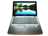 Test HP ZBook 15u G4 (7500U, FirePro W4190M) Workstation