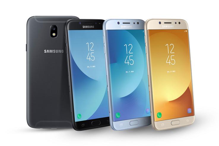 Samsung J5 Sd Karte.Test Samsung Galaxy J5 2017 Duos Smartphone Notebookcheck Com Tests