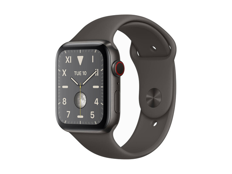 Apple Watch Series 5 mit eSIM und Always-On Retina Display