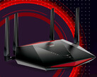 Netgear Nighthawk Pro Gaming XR1000 WiFi 6 Router.