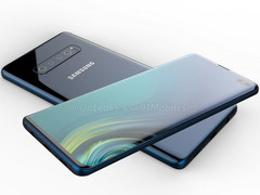 Samsung Galaxy S10 Plus: Renderbilder und 360-Grad-Video geleakt