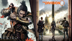 Spielecharts: Sekiro Shadows Die Twice kickt The Division 2 vom Thron.
