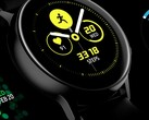 Samsung Galaxy Watch Active Smartwatch für 250 Euro im Handel.