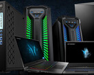 Aldi: 3 Medion Erazer Gaming-Desktop-PCs und 2 Gaming-Laptops ab 29. August.