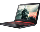 Test Acer Nitro 5 (7700HQ, GTX 1050 Ti) Laptop