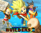Spielecharts: Dragon Quest Builders 2 holt Bronze auf PS4 und Nintendo Switch.