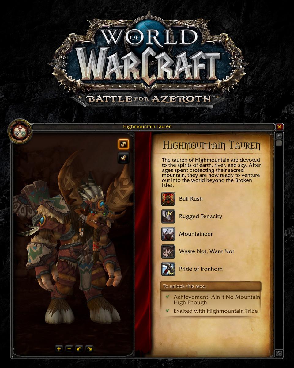 World Of Warcraft Sensationeller Vorverkauf Von Wow Battle For