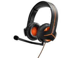 "Thrustmaster neuestes Gaming-Headset ""Y-350CPX 7.1 Powered""."