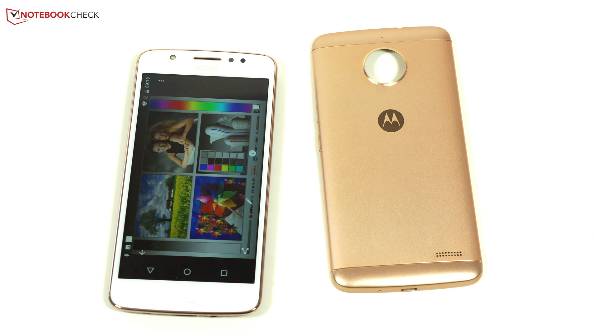 Test Motorola Moto E4 Smartphone
