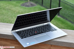 im Test: Lenovo ThinkPad X1 Yoga