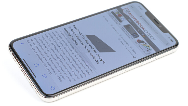 iphone x lautsprecher kratzt