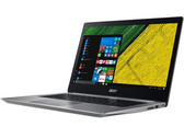 Test Acer Swift 3 SF315 (8250U, MX150, FHD) Laptop