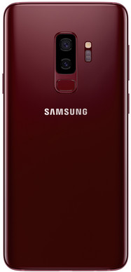 Galaxy S9 Plus Burgundy Red