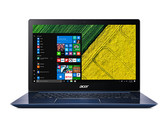Test Acer Swift 3 SF314 (i5-7200U, HD 620) Laptop