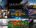 Steam-Charts: Devil May Cry 5 vor Sekiro - Shadows Die Twice und PUBG.