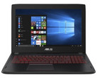 Test Asus FX502VM Gaming Laptop