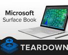 Teardown: Microsoft Surface Book erhält bei Reparierbarkeit Note 6