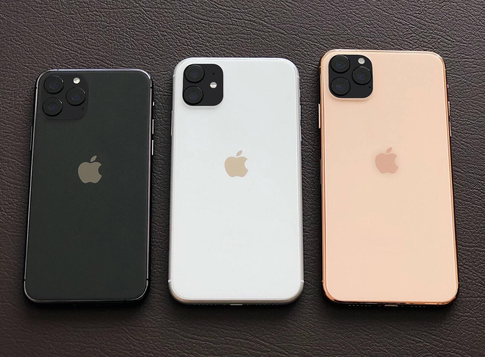 apple iphone 11 iphone 11 pro max alle specs finales. Black Bedroom Furniture Sets. Home Design Ideas