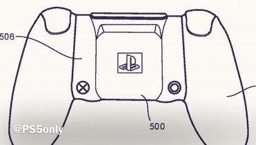 Sony Patent. (Bild: PS5only)