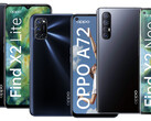 Oppo Handy-Deals zum Amazon Prime Day 2020: Find X2 Neo, Find X2 Lite und das A72.