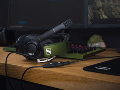 Sennheiser GSP 550: Gaming-Headset mit 7.1 Surround Sound.