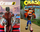 Spielecharts: The Crew 2 und Crash Bandicoot räumen in den Game-Charts ab.
