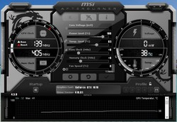 MSI Afterburner (stock)