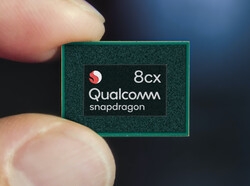 Snapdragon 8cx bringt Smartphone-Features auf Laptops. (Quelle: Qualcomm)