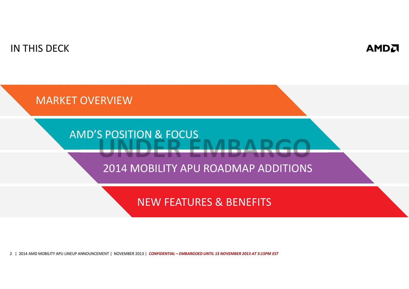 AMD: APU-Lineup für 2014 kündigt sich an - Notebookcheck ...