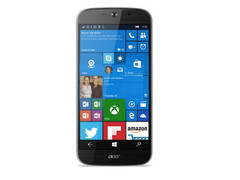 Acer Liquid Jade Primo: Top-Technik trifft Windows 10.