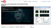 "1080p YouTube: ""Harry Potter and the Deathly Hollows"" (Flash) - Flüssig"