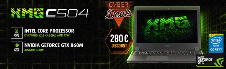 xmg deals