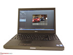 Dell Precision M4800 mit QHD+-Display