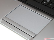 Als Alternative zum Touchpad...